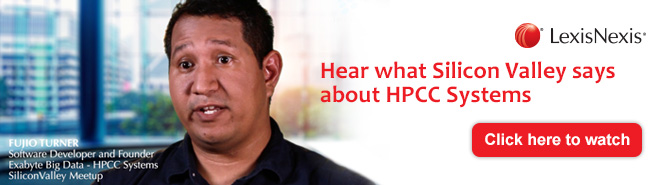 HPCC Systems Case Study for Exabyte Big Data - Silicon Valley