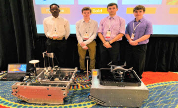 Article: Delray High School Students Present Project In Atlanta
