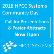 Call for presentations poster