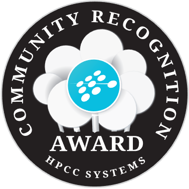 Image showing the Community Recognition Badge