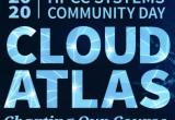 Image showing the Cloud Atlas Community Day Theme