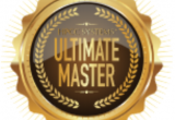 Image showing the Ultimate Master badge